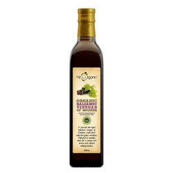 Organic Balsamic Vinegar of Modena 500ml by Mr Organic