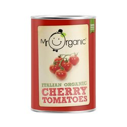 Organic Italian Cherry Tomatoes 400g by Mr Organic