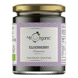 Organic Elderberry Conserve 360g by Mr Organic
