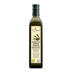 Organic Extra Virgin Olive Oil 500ml by Mr Organic