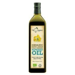Organic Extra Virgin Rapeseed Oil 750ml by Mr Organic