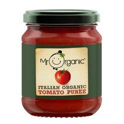 Organic Italian Tomato Purée 200g by Mr Organic