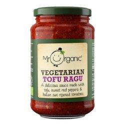 Organic Tofu & Tomato Ragu 350g by Mr Organic (Vegetarian)