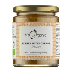 Organic Sicilian Bitter Orange Conserve 360g by Mr Organic