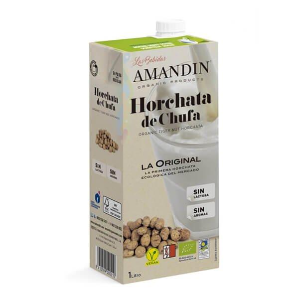 Organic Tiger Nut Mylk Drink (Traditional Horchata de Chufa) 1L