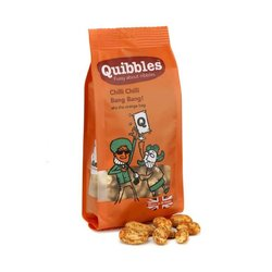12 x 'Chilli Chilli Bang Bang' Oven Baked Cashews & Peanuts with Hot Chilli Snack Packs 100g