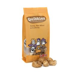 12 x 'Honey, Bee Mine' Caramelised Honey Cashews, Almonds & Hazelnuts Snack Packs 100g