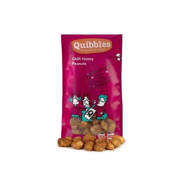 28 x Chilli Honey Peanuts Snack Packs 30g
