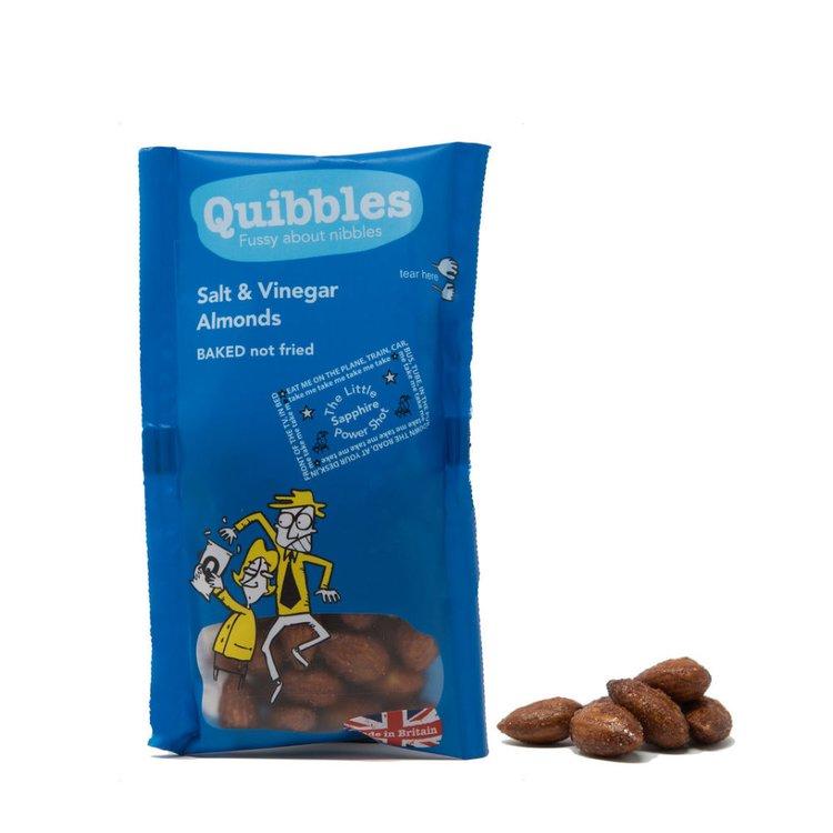 28 x Salt & Vinegar Almonds Snack Packs 30g