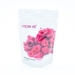 Freeze-Dried Raspberry Powder 35g (100% Natural)