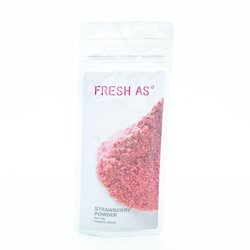 Freeze-Dried Strawberry Powder 30g (100% Natural)