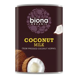 Organic Coconut Milk 400ml by Biona