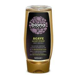 Organic Light Agave Syrup 250g by Biona