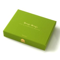 'Special Edition' Fine de Champagne Chocolate Truffles Gift Box by Booja-Booja (Dairy Free, Organic, Vegan)