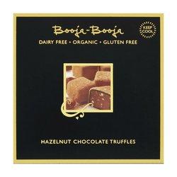Hazelnut Organic Chocolate Truffles 104g by Booja-Booja (Dairy Free, Vegan)