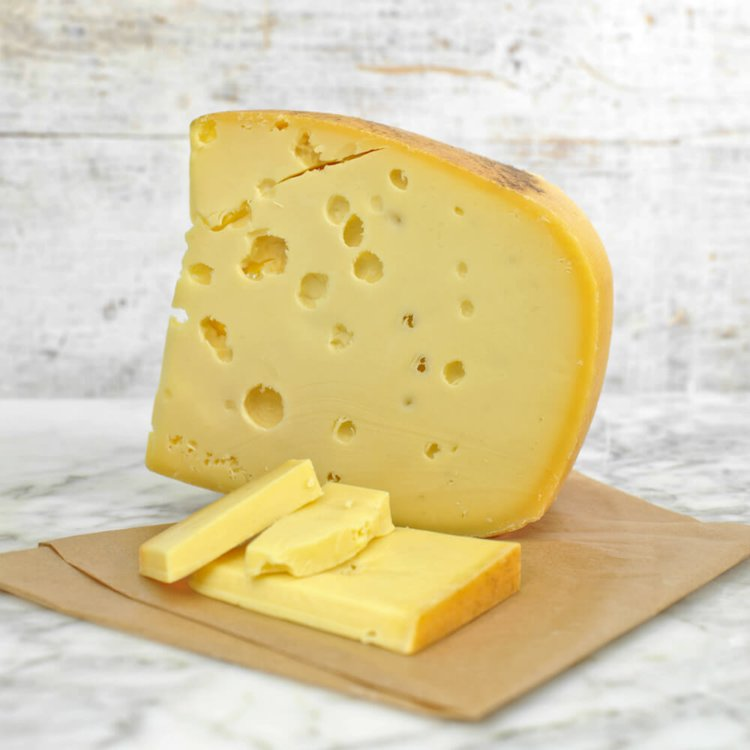 Mayfield Swiss Emmental Style Cheese 200g by Alsop & Walker
