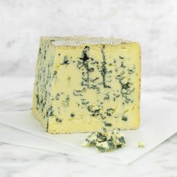 Perl Las Blue Welsh Cheese 200g by Caws Cenarth