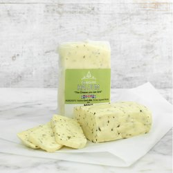 Yorkshire Mint Halloumi Cheese 250g by Yorkshire Dama Cheese