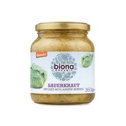 Organic Sauerkraut 360g by Biona