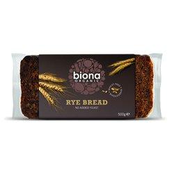 Organic Rye Bread 500g by Biona