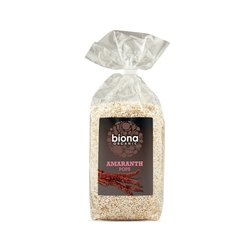 Organic Amaranth Pops Breakfast Cereal 100g by Biona