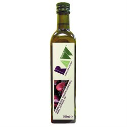 Organic Greek Extra Virgin Olive Oil 500ml by Raw Health