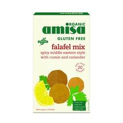 6 x Organic Spicy Falafel Mix 160g by Amisa (Gluten Free)