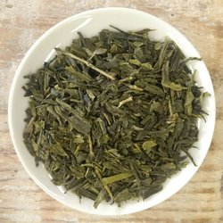 Loose Leaf Sencha Green Tea 125g in Storage Tub