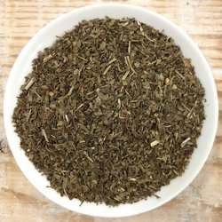 Loose Leaf Peppermint Tea 125g in Storage Tub
