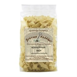 Handmade 'Koulourida' Greek Pasta 500g