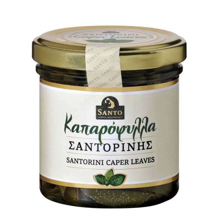 Santorini Wild Caper Leaves 150g