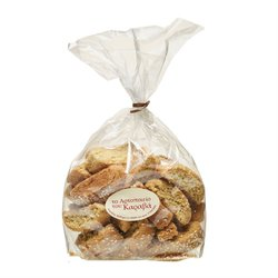 Almond & Honey Rusks 400g