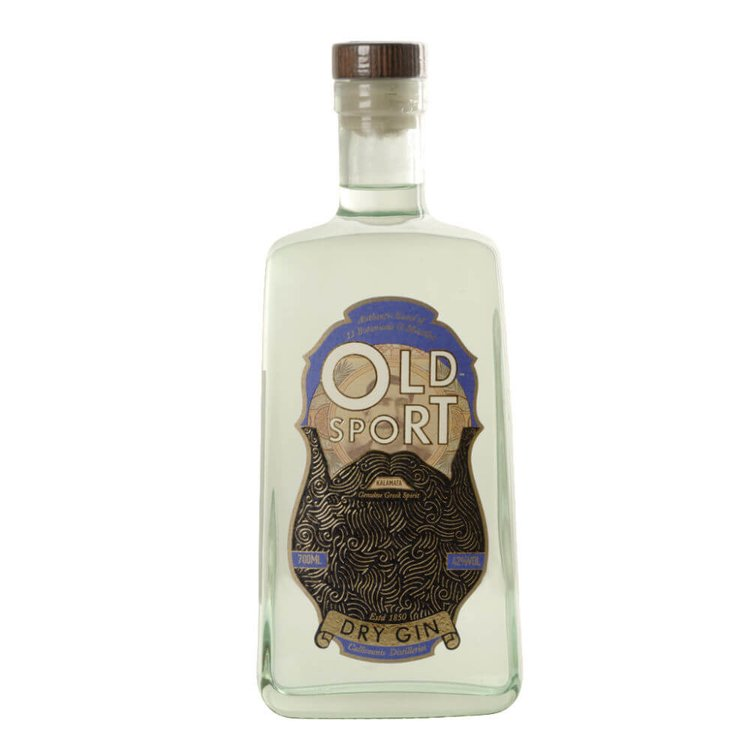 'Old Sport' Greek Gin 700ml 42% vol.