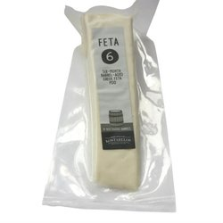 6 Month Barrel-Aged Greek Feta Cheese PDO 200g