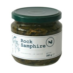 Greek Rock Samphire in Brine 380g