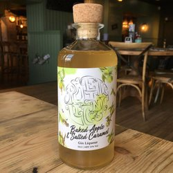 Baked Apple & Salted Caramel Artisan Gin Liqueur 50cl 21% Vol.