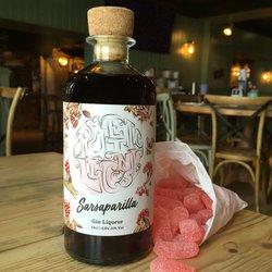 Sarsaparilla Gin Liqueur with Liquorice & Vanilla 50cl 21% Vol.