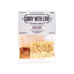 Mild Goan Curry Spices Kit 40g