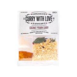 Medium Coconut Prawn Curry Spices Kit 40g
