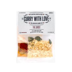'The Ghost' Hot Naga Curry Spices Kit 40g