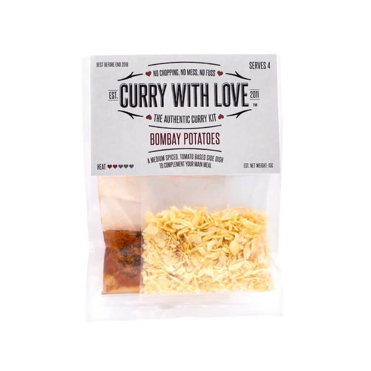 Mild Bombay Potato Curry Spices Kit 15g