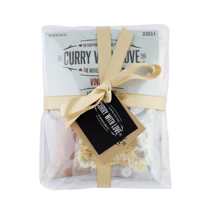 'Curry Madness' 9 Curry Kits Gift Set with Side Dishes Spice Blends