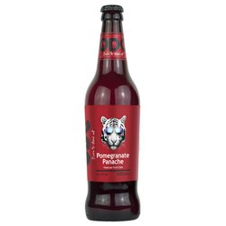 'Pomegranate Panache' Premium Fruit Cider 500ml 4% Vol. (Gluten Free)