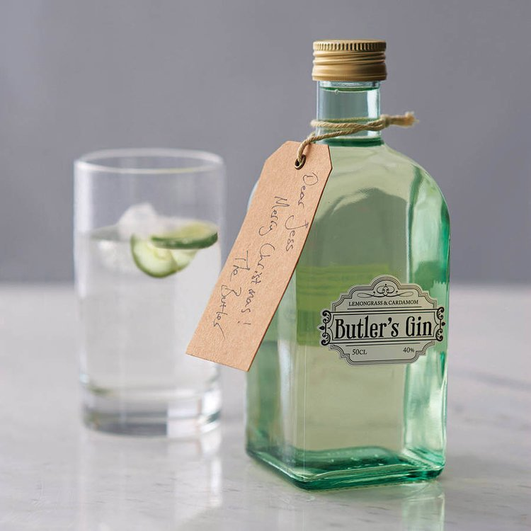 Lemongrass & Cardamom Gin 50cl 40% Vol.