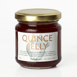 Quince Jelly with Caribbean Sugar 227g