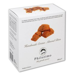 Almond Handmade Traditional Cretan Biscuits 300g