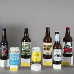 Craft Beer Taster Gift Box Inc. 8 Beers