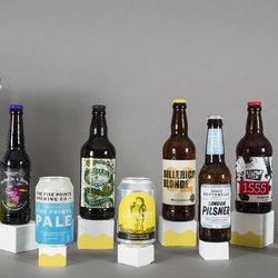 Craft Beer Taster Gift Box Inc. 8 Beers