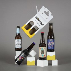 British Craft Lager Gift Box 4 x 330ml