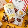 Pina Colada Gift Letter Box Hamper Inc. Spiced Rum & Mixer